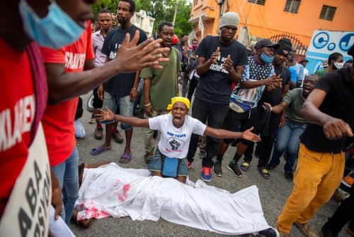 Surge in Violence Rattles Haiti as Poverty, Fear Deepens
