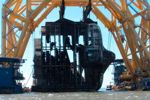 Pilot Recalls Sudden, Chaotic Shipwreck off Georgia Coast | Georgia News | US News