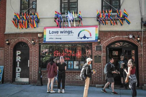Political Donations Lead Stonewall Inn to Ban Some Beers | U.S. News® | US News
