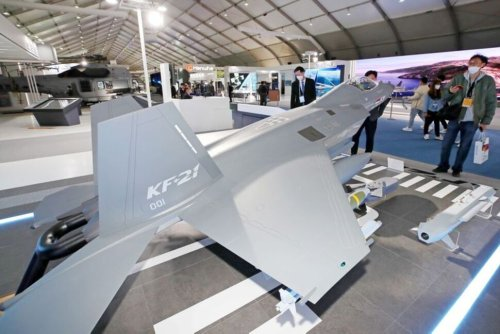 S.Korea Opens Largest Defence Expo Amid N.Korea Missile Tests