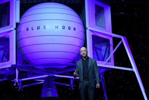 Bezos' 2021 Space Odyssey a Risk Too Far for Insurers | Investing News | US News