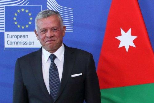 Jordan's King Says Diplomacy Under Way to Halt Israel's Military Campaign