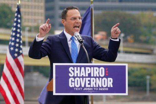 Shapiro Reports $10M in Campaign Cash for Gubernatorial Run