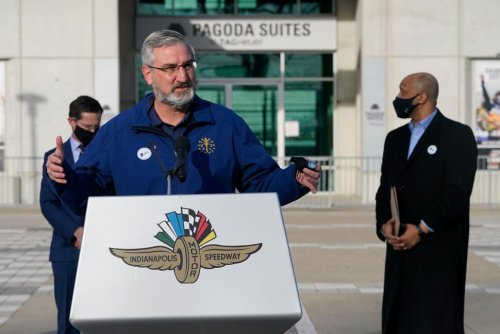 Indiana Governor Vetoes Bill Curtailing Emergency Power