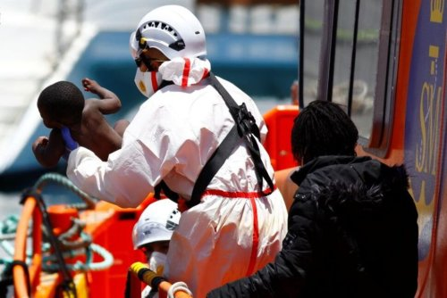 Dozens of Migrants Rescued off Spain's Gran Canaria | World News | US News