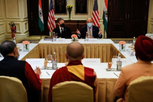 Blinken Starts India Meetings With Address to Civil Society Group | World News | US News