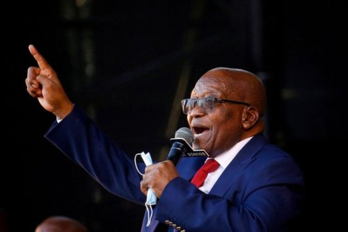 South Africa Court Resumes Ex-Leader Zuma's Protracted Arms Deal Trial