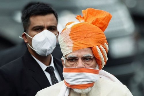 India's Modi Scorned Over Reckless Rallies, Religious Gathering Amid Virus Mayhem