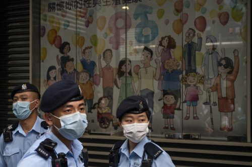 What Hong Kong's Security Law Says About China's Ambitions