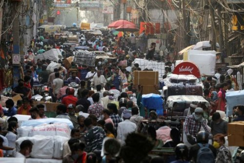 India's Delhi to Lock Down for Six Days as COVID-19 Outbreak Worsens