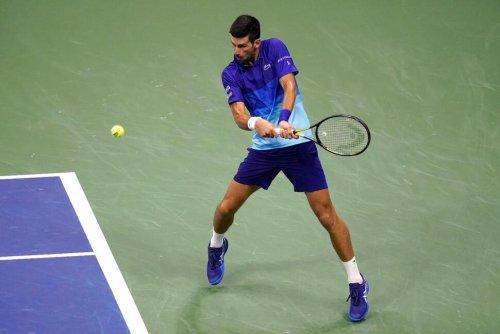 The Latest: Djokovic Takes Grand Slam Bid Into US Open Semis