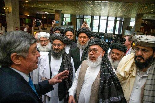 China-Taliban Ties Warming Ahead of US Withdrawal   World News   US News