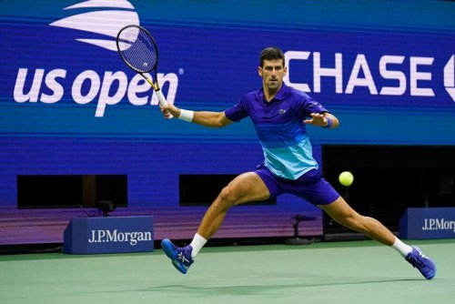 The Latest: Djokovic Wins, Takes Grand Slam Chance to Final