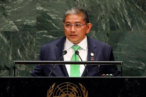 ASEAN Ministers Pick Brunei Diplomat as Envoy to Myanmar   World News   US News
