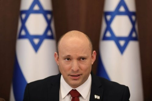 Bennett Says Israel Able to 'Act Alone' Against Iran Over Ship Attack   World News   US News