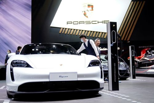 Porsche to Set up Joint Venture With German Battery Maker | Investing News | US News