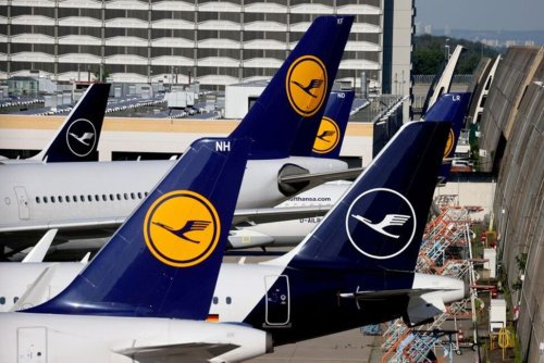 Demand for Lufthansa Flights to U.S. Soars on Re-Opening