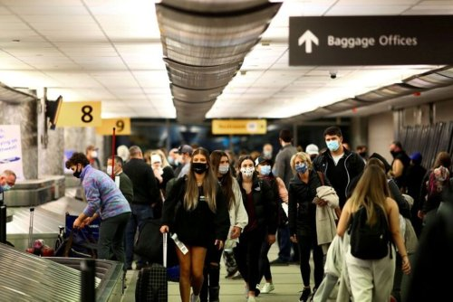 Exclusive-U.S. Will Not Lift Travel Restrictions, Citing Delta Variant -Official   Top News   US News