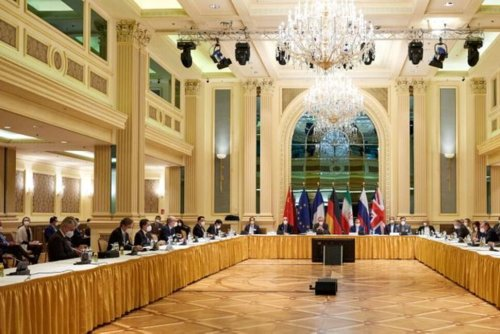 Blinken Says Iran Negotiating Process Cannot Go on Indefinitely   World News   US News