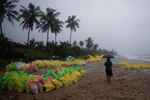 Sri Lanka Braces for Environmental Disaster as Ship Sinks | World News | US News