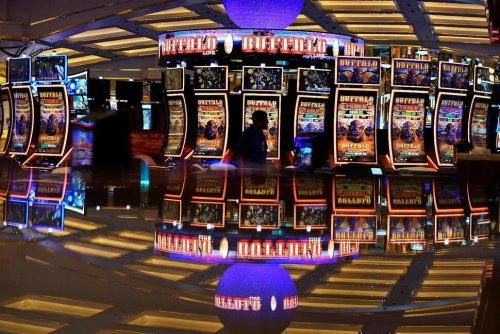 Casino Tech: Even Chips Have Chips at Newest Vegas Resort   Nevada News   US News