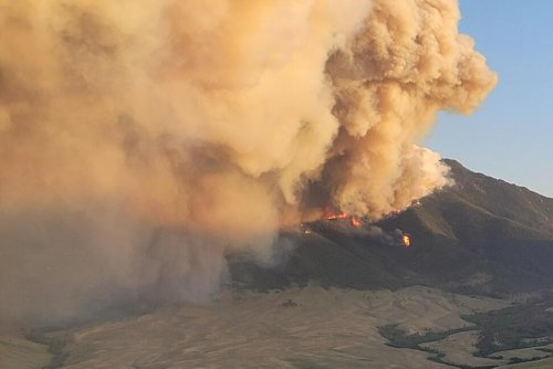 Record-Breaking Heat Wave Across West Brings Wildfire Risk | National News | US News
