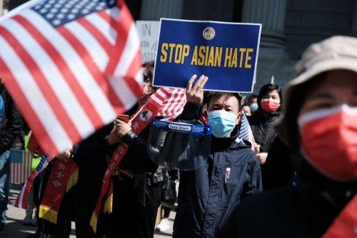 Senate Passes Pandemic-Related Hate Crime Legislation