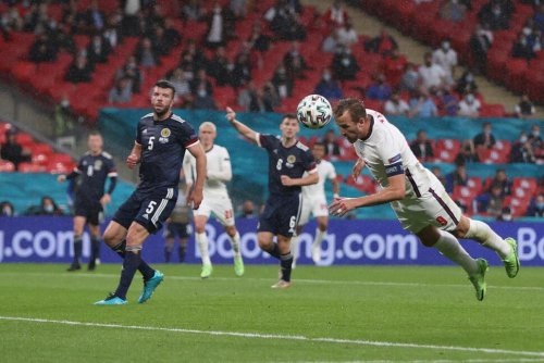 Kane Struggles as England Held 0-0 by Scotland at Euro 2020 | Sports News | US News