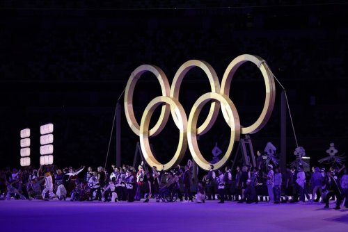 Russia Fires Back at Olympics for Correcting Ukraine Map to Include Crimea   Politics   US News