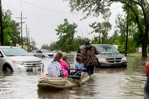Heavy Rains Hammer Southern Louisiana With More to Come