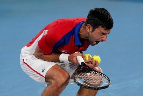 'I Feel So Terrible': Djokovic's Golden Slam Bid Is Over | Sports News | US News