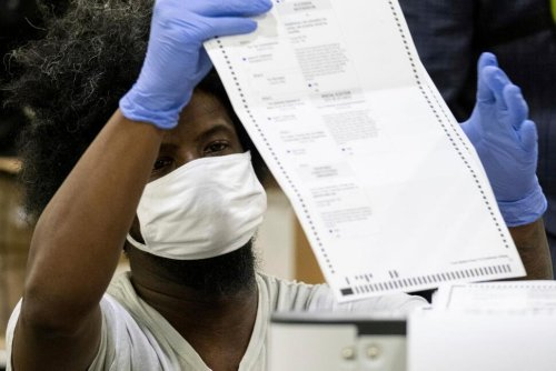 Judge to Hear Motions to Toss Georgia Ballot Review Case | Political News | US News
