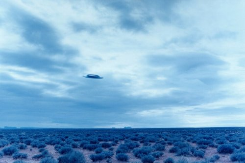 The U.S. Is About to Change the Way the World Thinks About UFOs   National News   US News