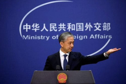 China Condemns G7 Statement Censuring Beijing
