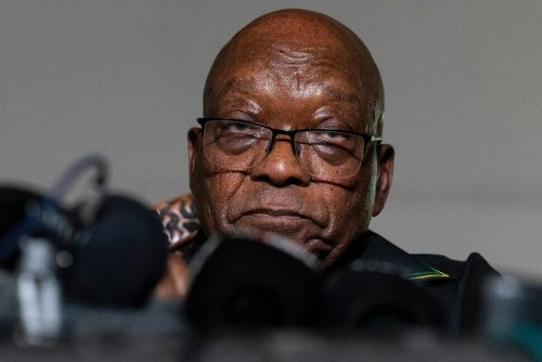 Zuma's Trial Postponed Until October in South Africa