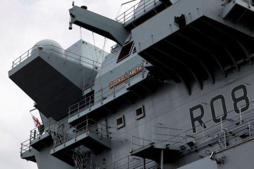 Britain Reaffirms Asia 'Tilt' as New Warship Makes Singapore Stop