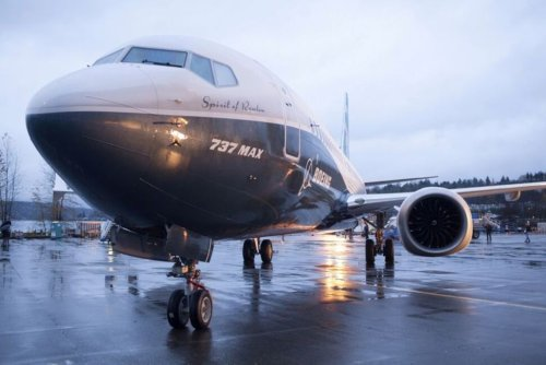 FAA Chief Says Boeing 737 MAX Performing Well