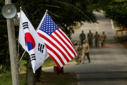 S.Korea Says No Decision on Joint U.S. Military Drills, but Exercises Should Not Create N.Korea Tension | World News | US News