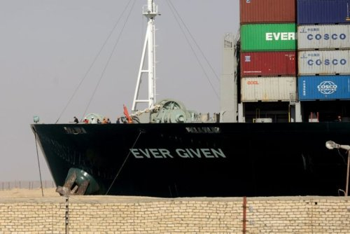 New Compensation Offer Made Over Suez Canal Blockage   World News   US News