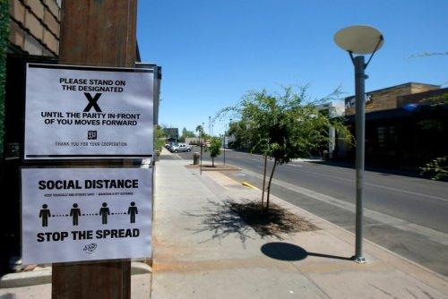 Arizona Coronavirus Death Toll Mounts as Hospitals Near Capacity