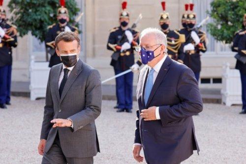 France Blasts 'Economic Coercion Measures' Targeting Australia | Investing News | US News