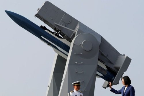 Taiwan Says Needs Long-Range Weapons to Deter China