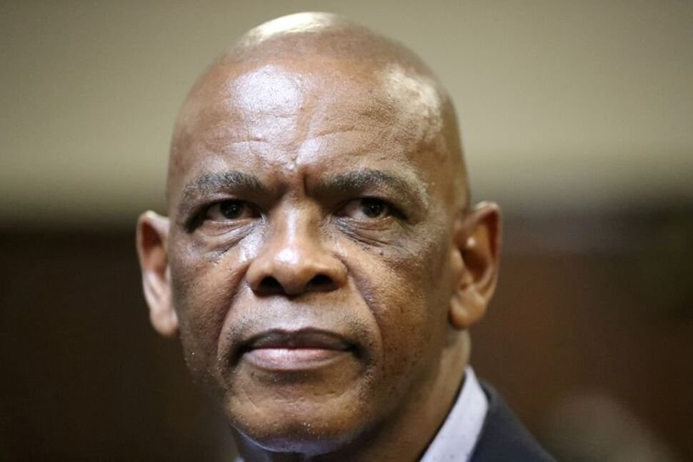 South African Court Upholds Top ANC Official Magashule's Suspension | World News | US News