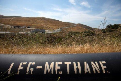 Methane Menace: Aerial Survey Spots 'Super-Emitter' Landfills | Investing News | US News