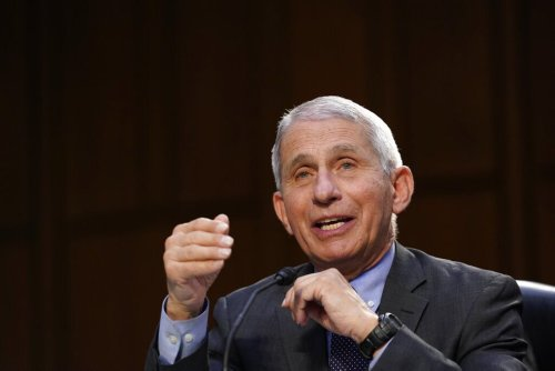 Fauci Sounds Alarm Over Coronavirus Variant First Found in U.K.