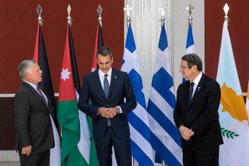 Seeking Mediterranean Allies, Greece Hosts Jordan's King | World News | US News