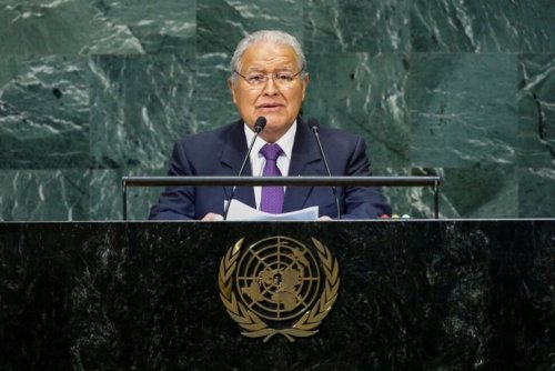 Nicaragua Grants Nationality to Former Salvadoran President Accused in Corruption Probe | World News | US News