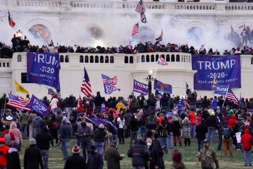 Republicans Flee the GOP After Capitol Riots