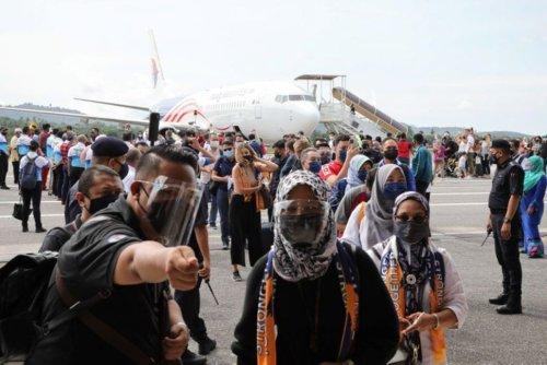 Malaysians Enjoy Taste of Travel After Lockdown in Tourism Restart