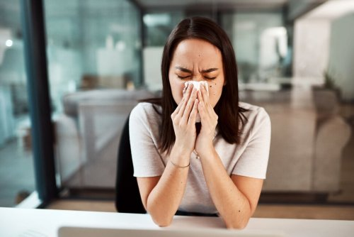 What to Do for a Stuffy Nose